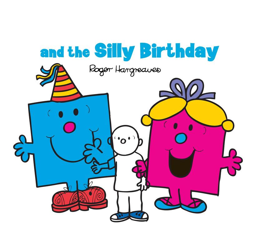 Mr Men Personalised Childrens Birthday Book Egmont Publishing Uk