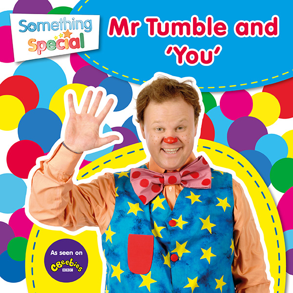 Mr tumble something special personalised children 39 s book - Something special ...
